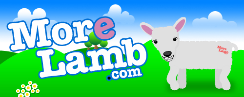 More Lamb Logo